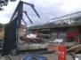 B.O. Davies Health Centre & Library pre Demolition 2011