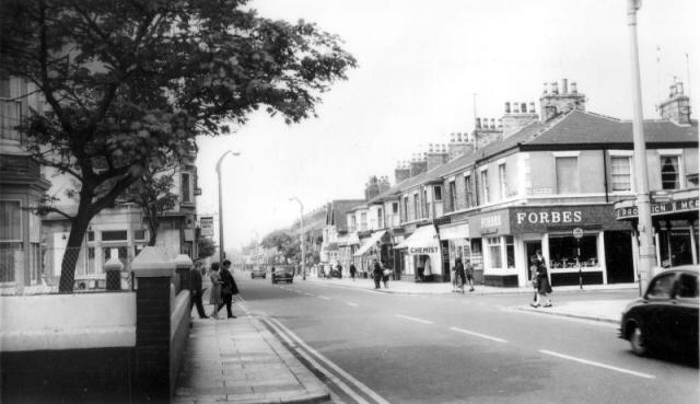 3748 Coatham Road Station Road junctionc1966.jpg