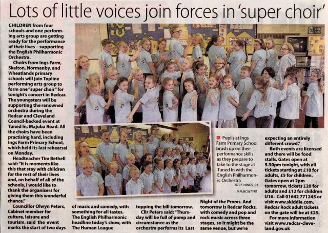 4089 EG10072014 Ings Farm School Sing with English Philharmonic Orch.
