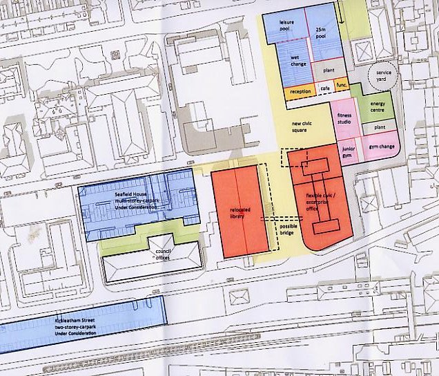 3219leisure centre plan swimming baths etc 08012011
