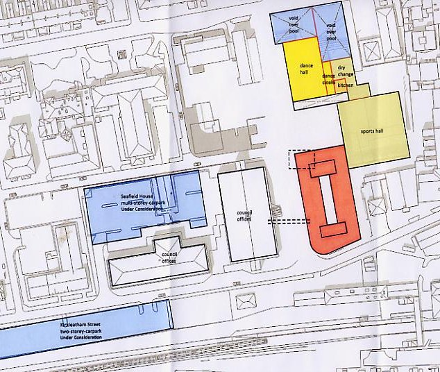 3220leisure centre plan swimming baths etc 08012011