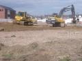 3073 Work commences Regeneration Centre 2012