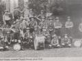 4170 Redcar Scouts outside Church House circa 1916