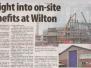 Wilton International Site
