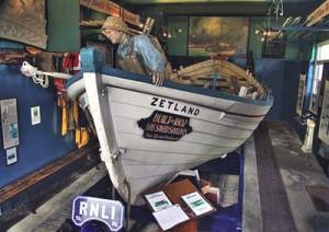 2717lifeboatzetlandinrefurbishedmuseum2009